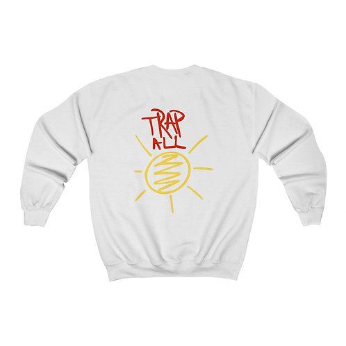 Trap All Day Crewneck Sweatshirt