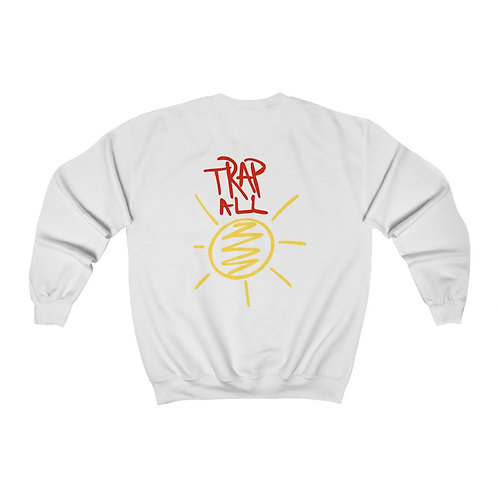 Trap All Day Crewneck Sweatshirt
