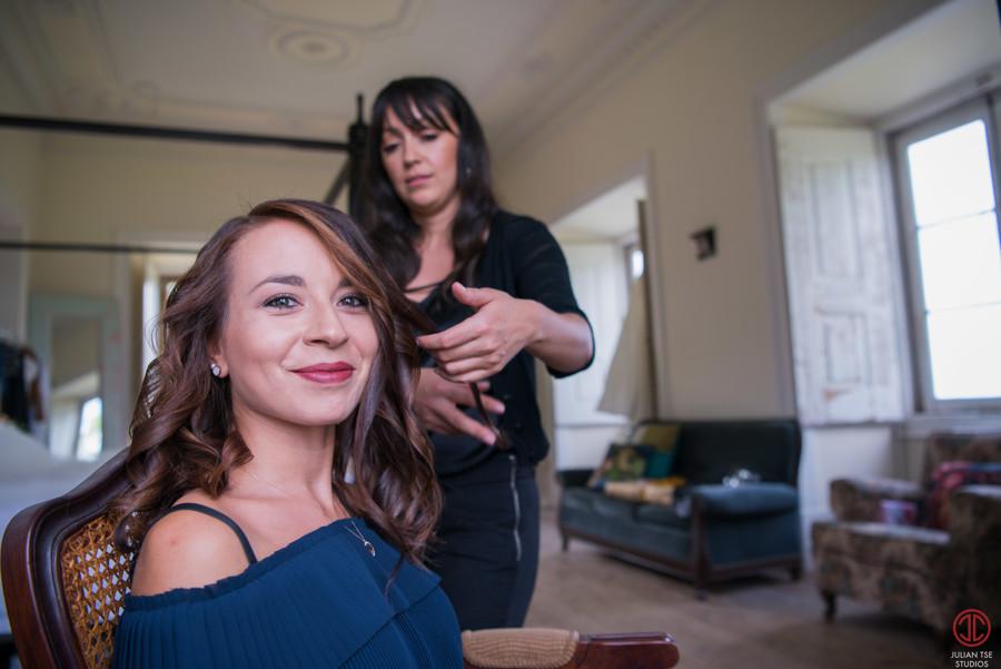 805 Bridal Hair and Makeup Artist
