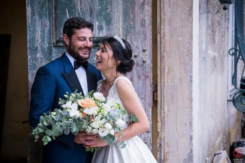 BRIDAL GLAM | TANYA & ARI