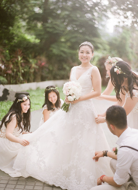 BRIDAL PARTY HAIR AND MAKEUP ARTISTS