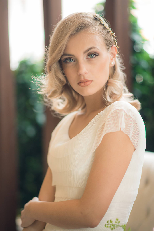 Bridal Hair and Makeup by Frances Feldmann