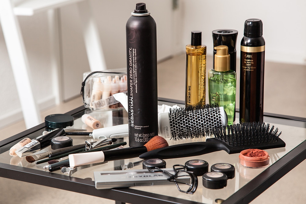 Hair and Makeup Services in Hong Kong