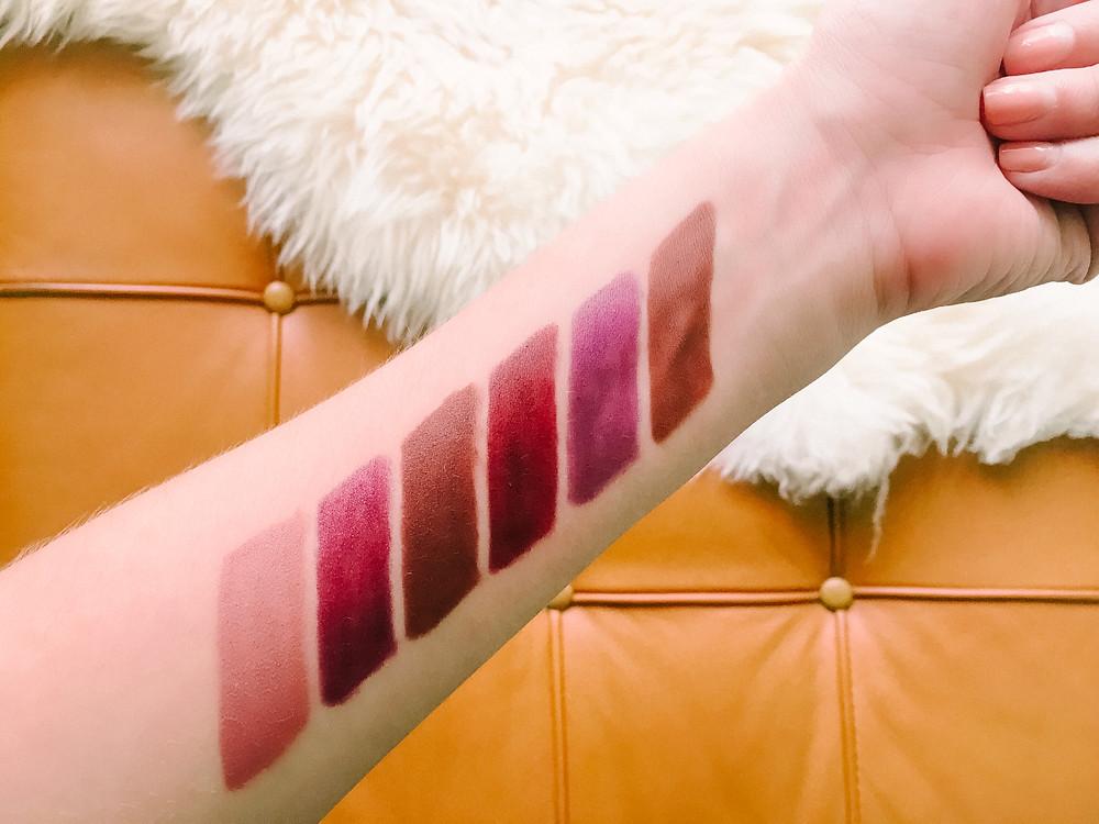 Fall Lip Colors | Frances Feldmann