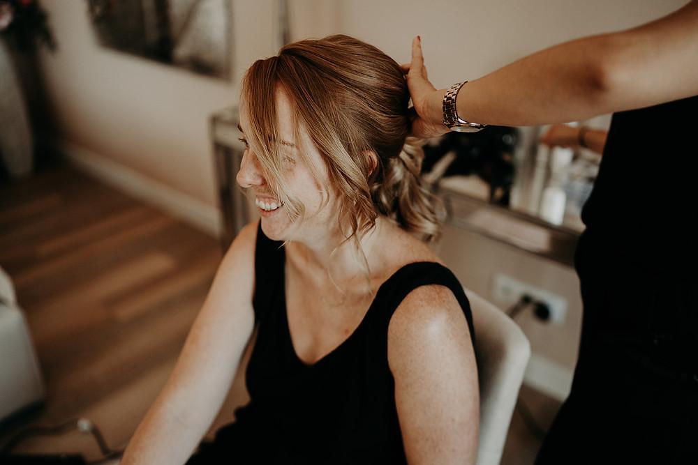 Santa Barbara Wedding Hair and Makeup Artist