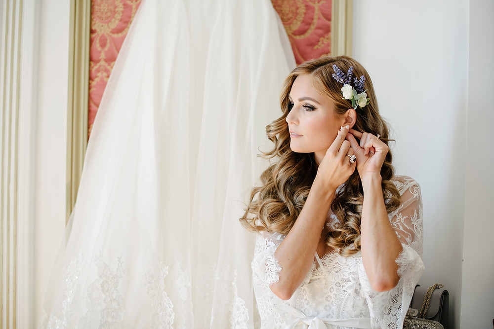 Hong Kong Bridal Hair and Makeup