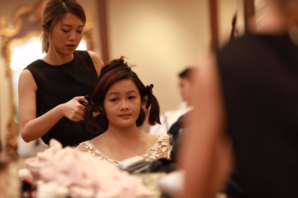 Wedding Hair and Makeup Artist in Hong Kong