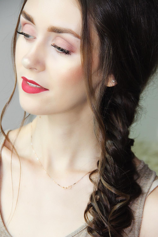 Bridesmaids Hair and Makeup Ideas