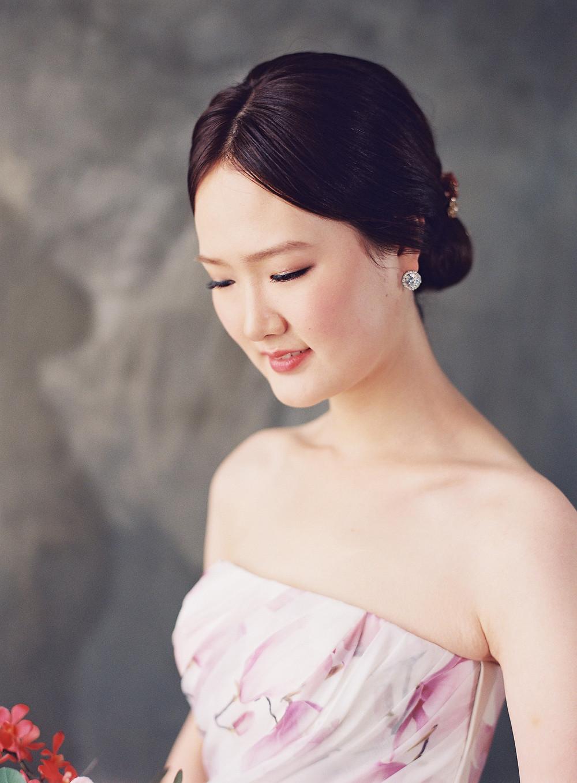 Bridal Hair and Makeup Artist in Hong Kong