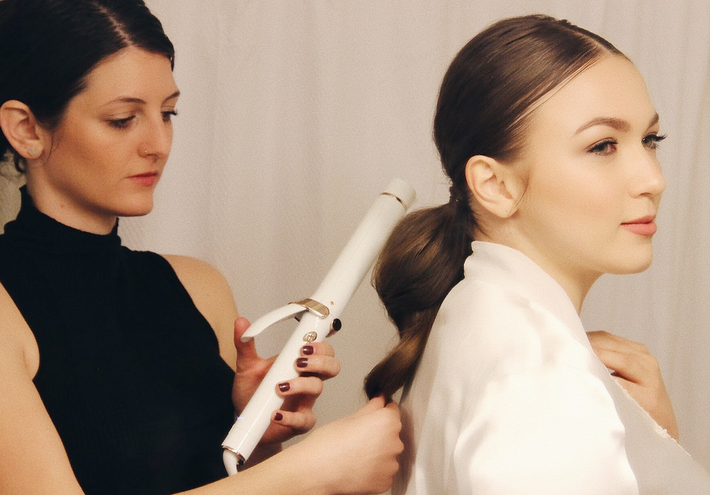 On Location Glam | Bridal Hair and Makeup