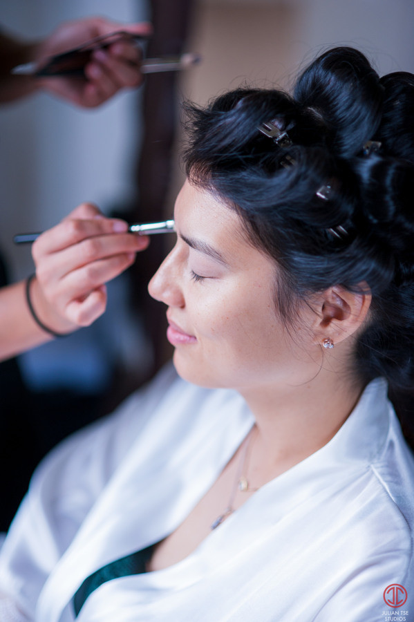 Bridal Hair and Makeup Artist in Europe