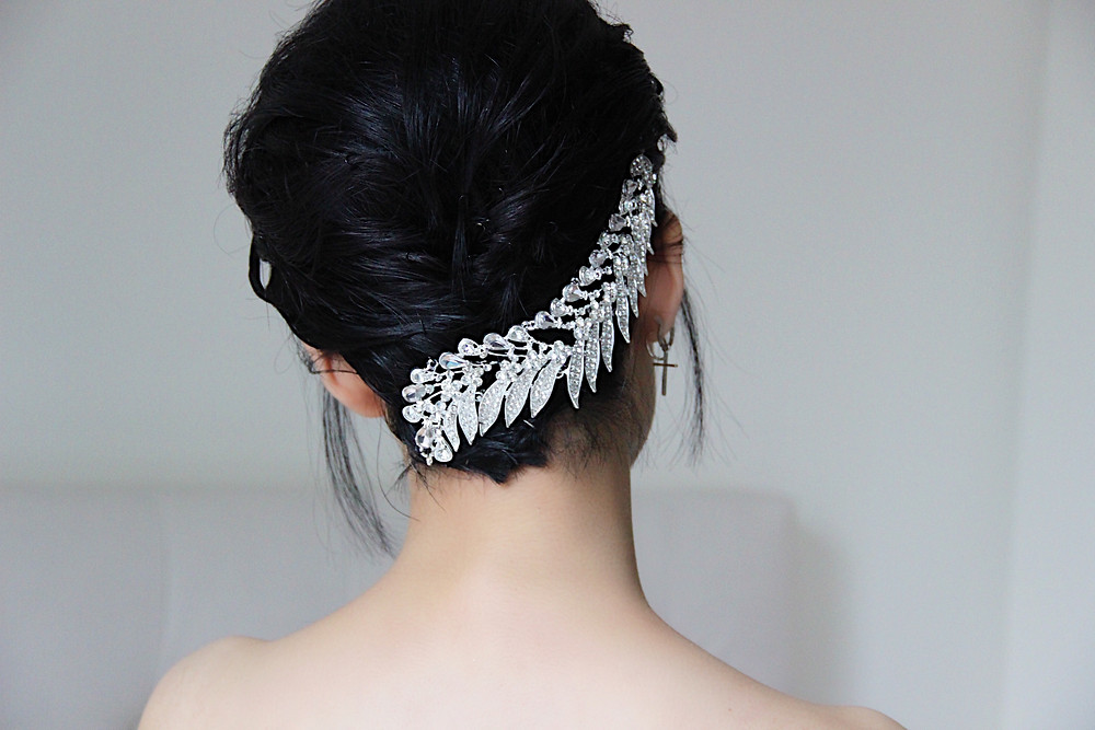 Bridal Hairstylist in Hong Kong