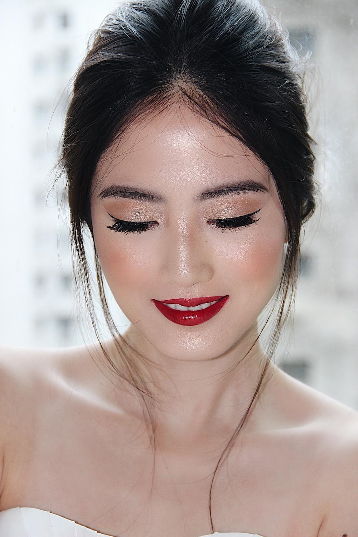 Wedding Freelance Makeup Artist