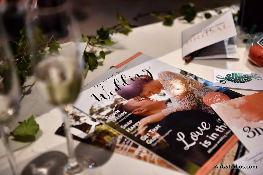 My HK Wedding Magazine