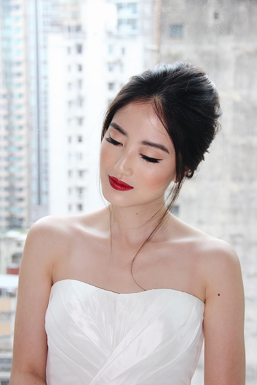 Hong Kong Wedding Hair and Makeup Artist