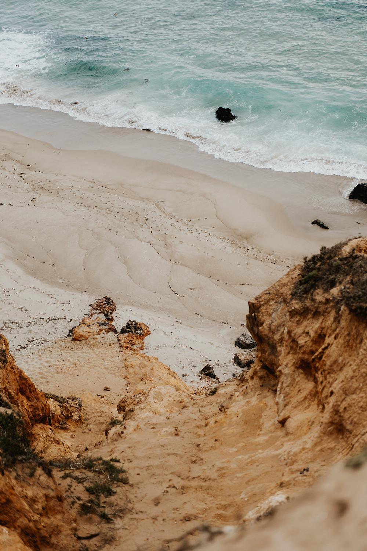 Malibu Point Dume State Beach