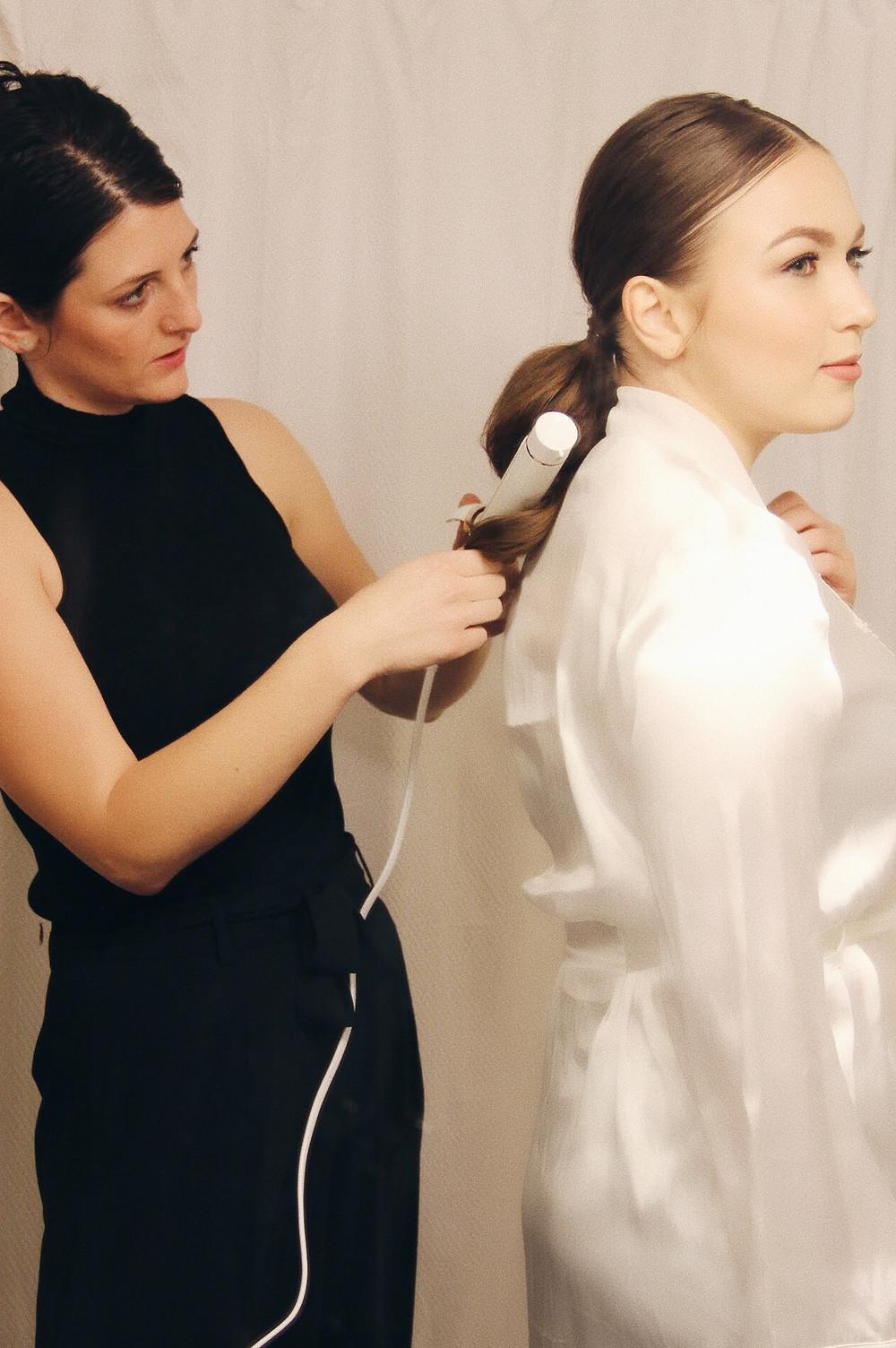 Bridal Hair and Makeup in Los Angeles