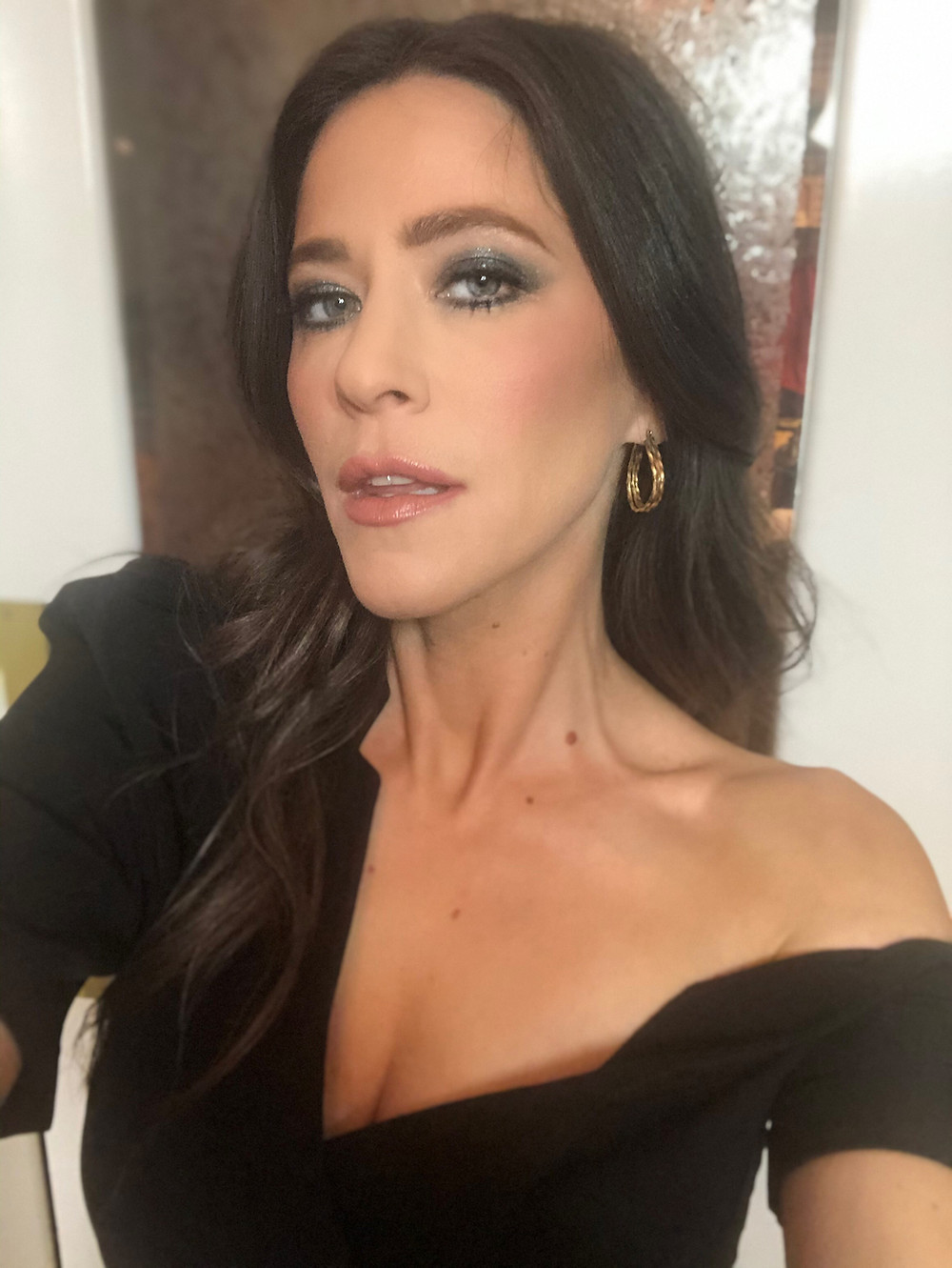 SAG Awards Hair and Makeup
