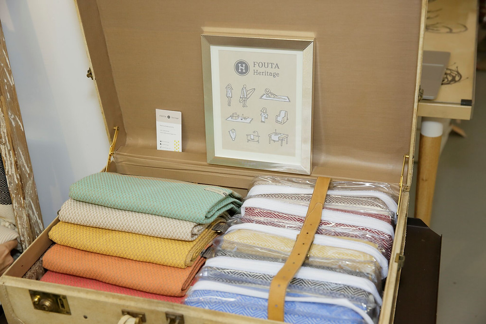 Fouta Heritage in Hong Kong