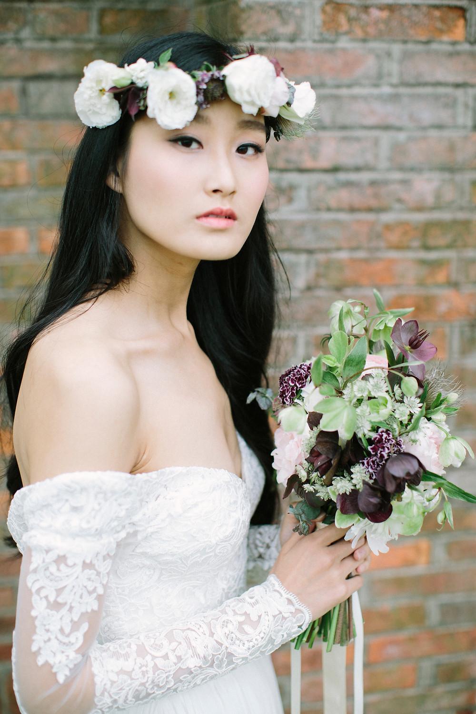 Bridal Makeup and Hairstyling