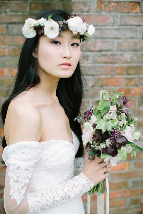 WEDDING HAIR & MAKEUP IN HONG KONG