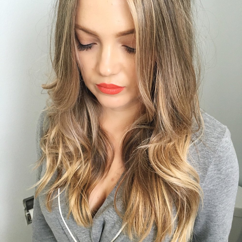 Date Night Hair and Makeup Look