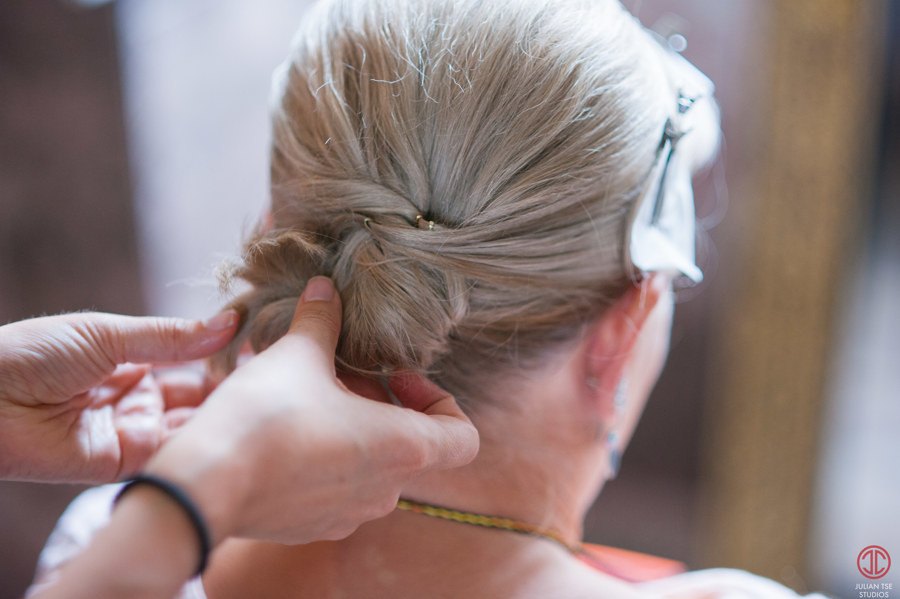 Bridal Hair and Makeup Artist in Montecito