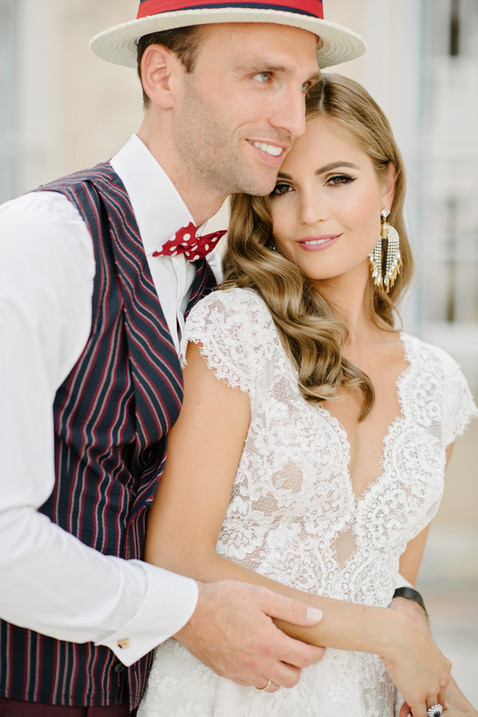 PROVENCE WEDDING DAY III: THE CIRCUS FAREWELL