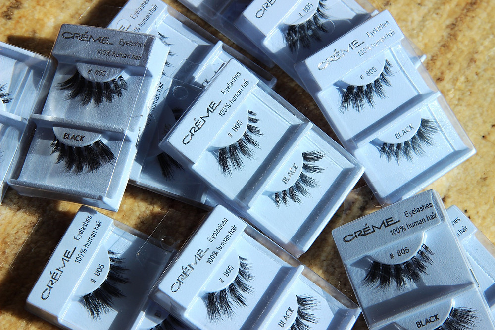 Wispy Lashes in Hong Kong
