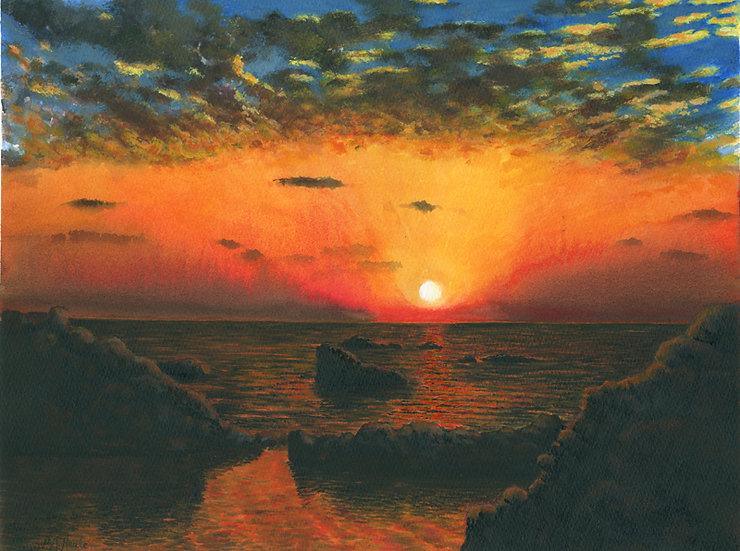 Sunrise 3, Mesquida, Menorca