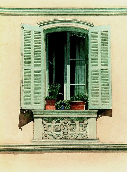 Window-St. Tropez.