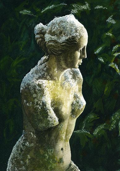 Chilly Venus