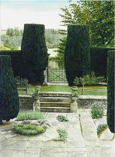 Howe Caple Gardens 2