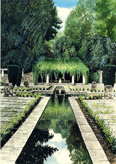 Venetian Gardens - Howe Caple - Herefordshire