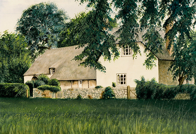 Granny's Cottage, Corfe, Somerset.