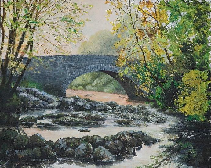 Skelworth Bridge, Ambleside, Cumbria.