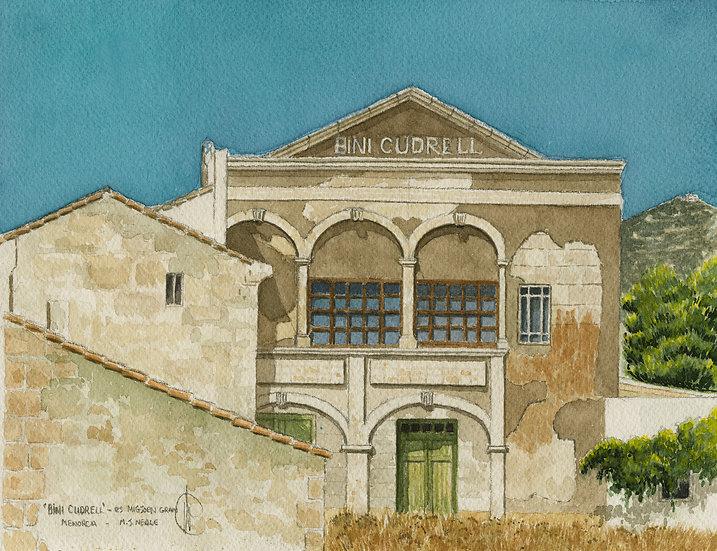 Bini Cudrell, Mijorn, Menorca