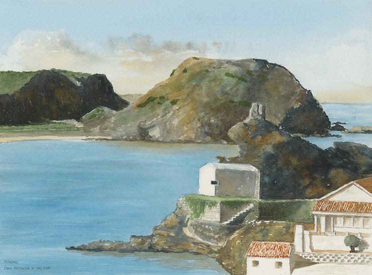 Cala Mesquida y Pas Gros, Menorca