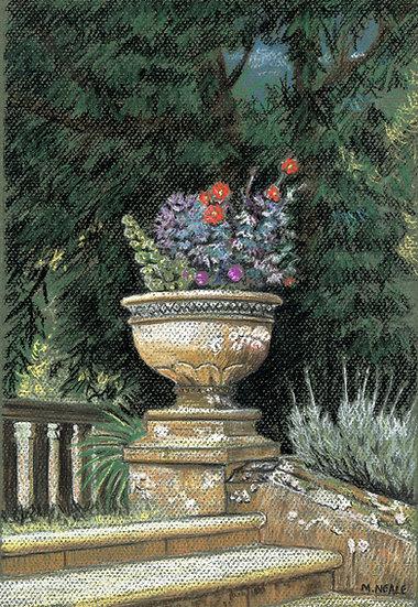 Flower Urn - Sudely Castle