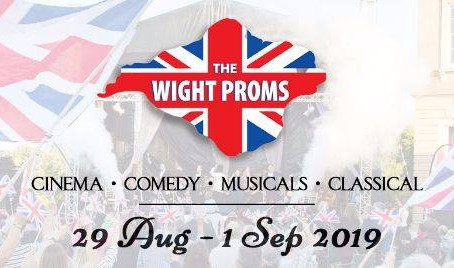 The Wight Proms 2019, Cowes, Isle of Wight
