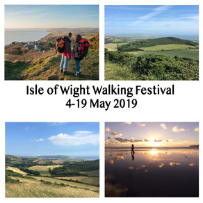 The Isle of Wight Walking Festival
