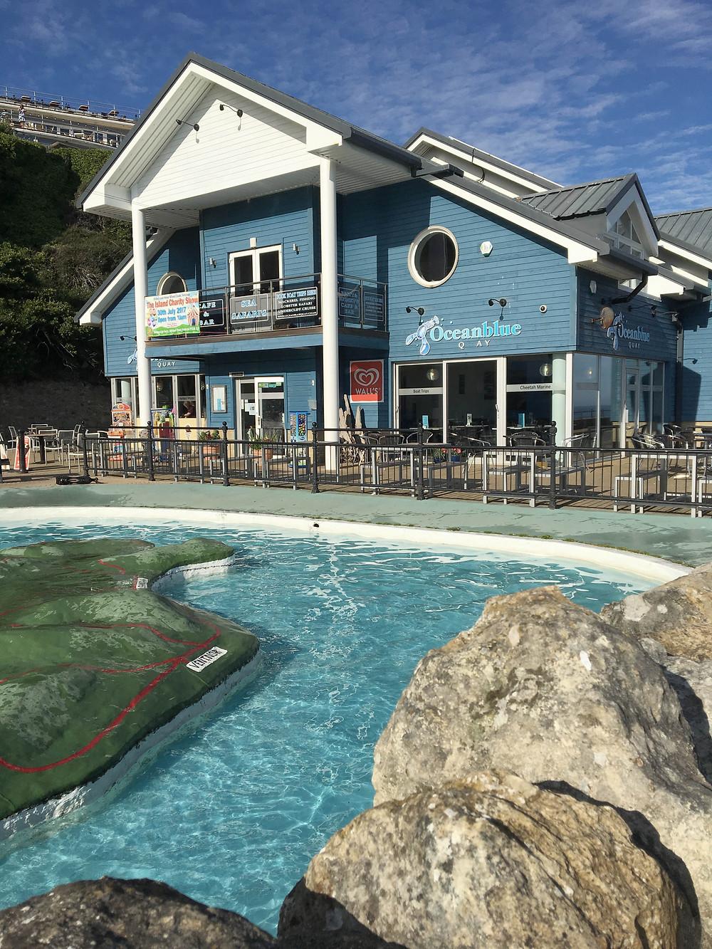 Ventnor Paddling Pool