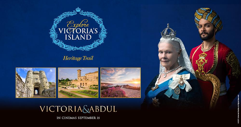 Explore Victoria's Island flyer