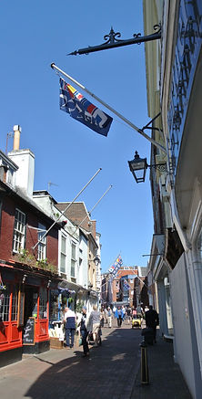 Cowes High Street, Isle of Wight