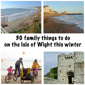 30 family things to do on the Isle of Wight this winter