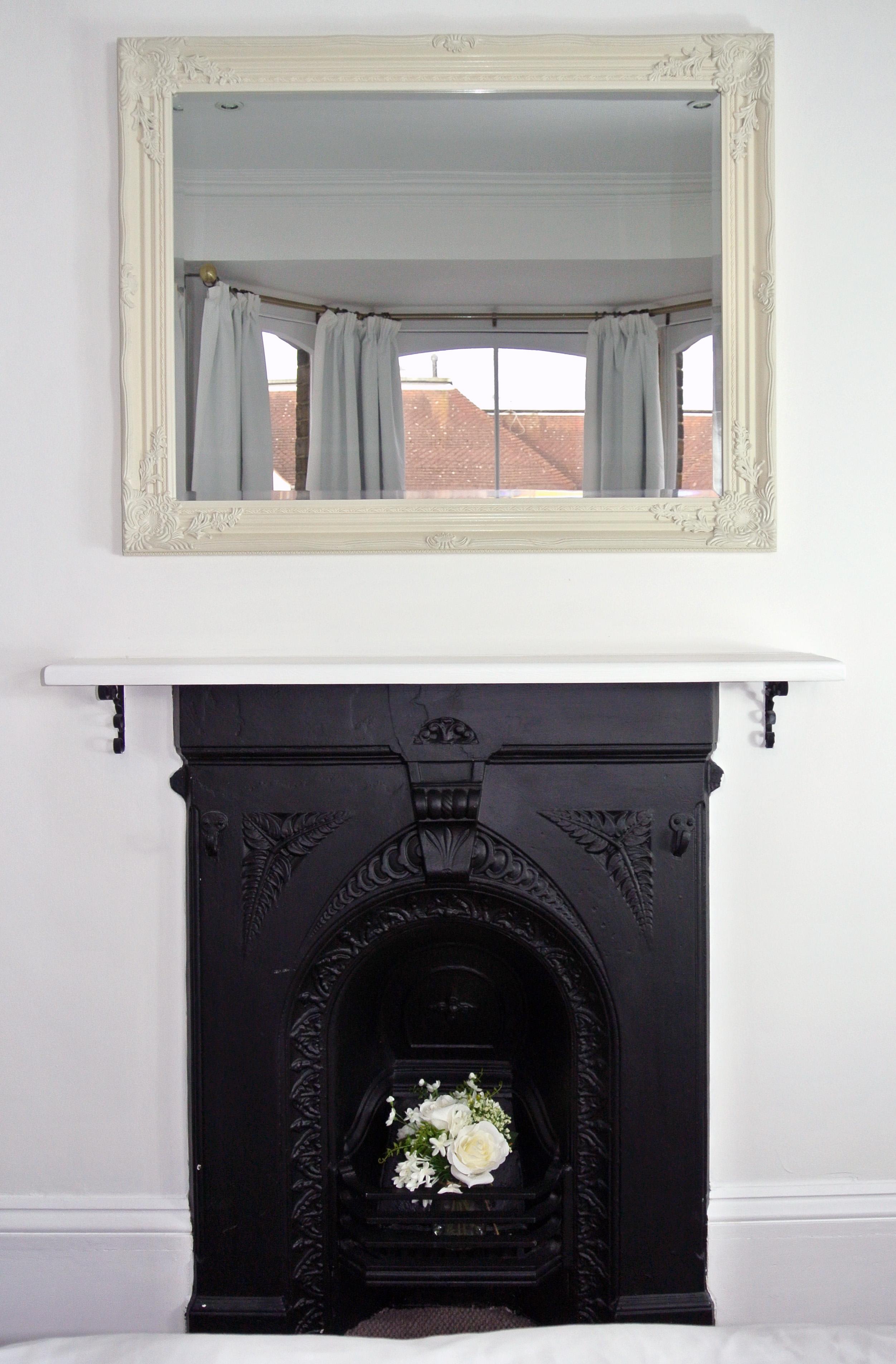 Albacore fireplace