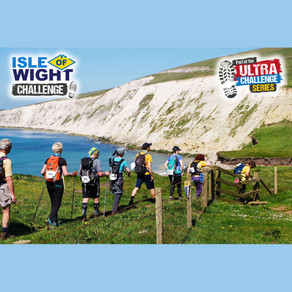 The Isle of Wight Challenge - part of the Ultra Challenge Series