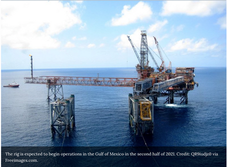 Transocean secures $830m drilling contract from Chevron