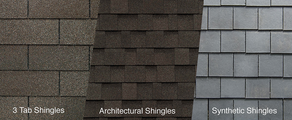ThreeTabArchitecturalSynthicSlateAsphalt