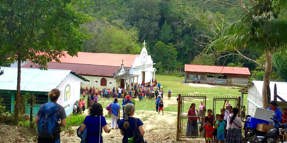 February trip to Guatemala
